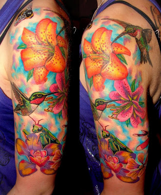 OrquÍdea Tattoo