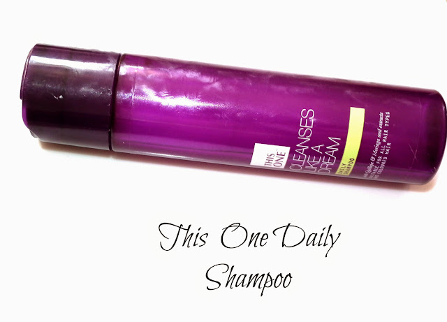 this one daily shampoo