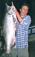 Chetco River Salmon