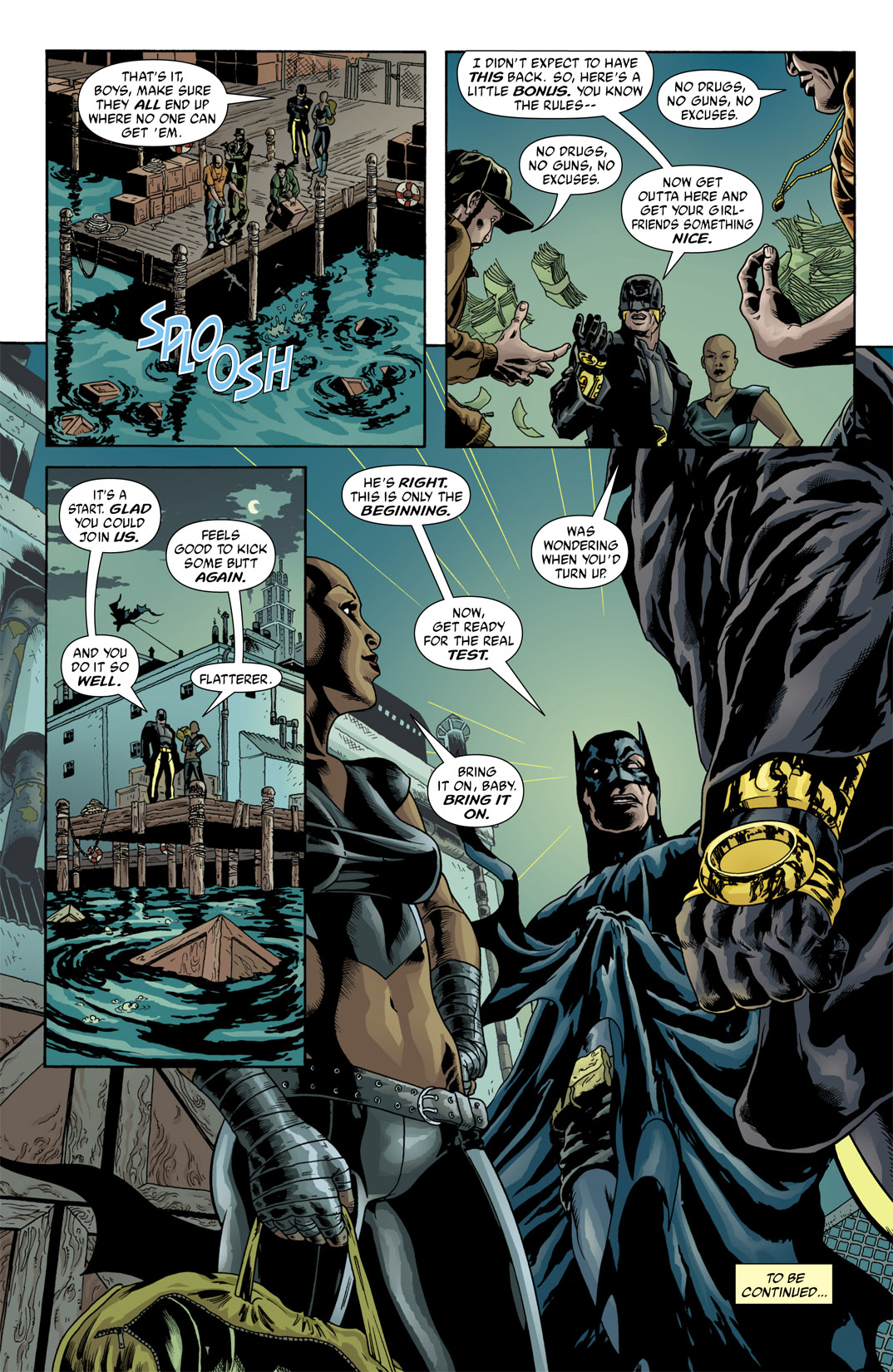 Detective Comics (1937) Issue #795 Page 31
