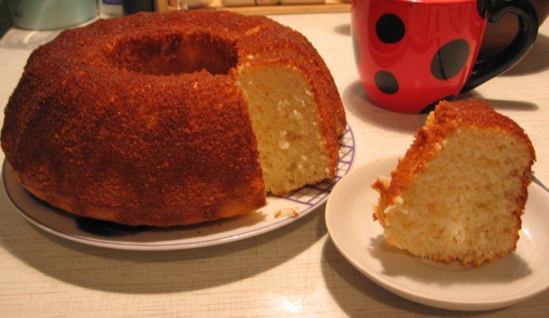 Кекс рецепт с фото в домашних условиях в духовке