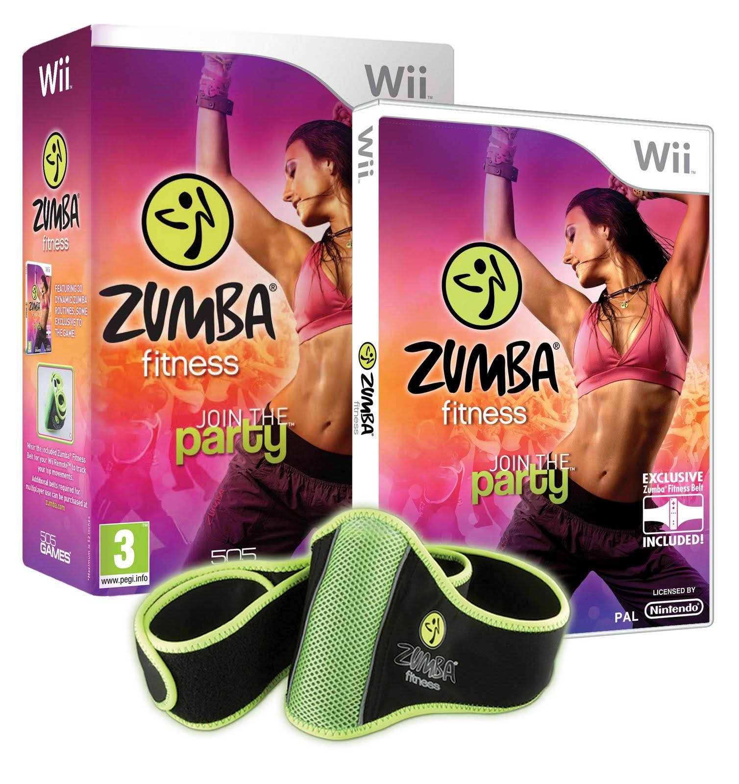 zumba game