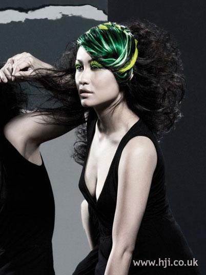 Thai Style Short Hair
