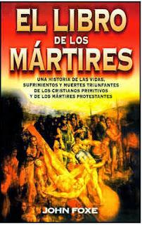 La Historia de los Mártires