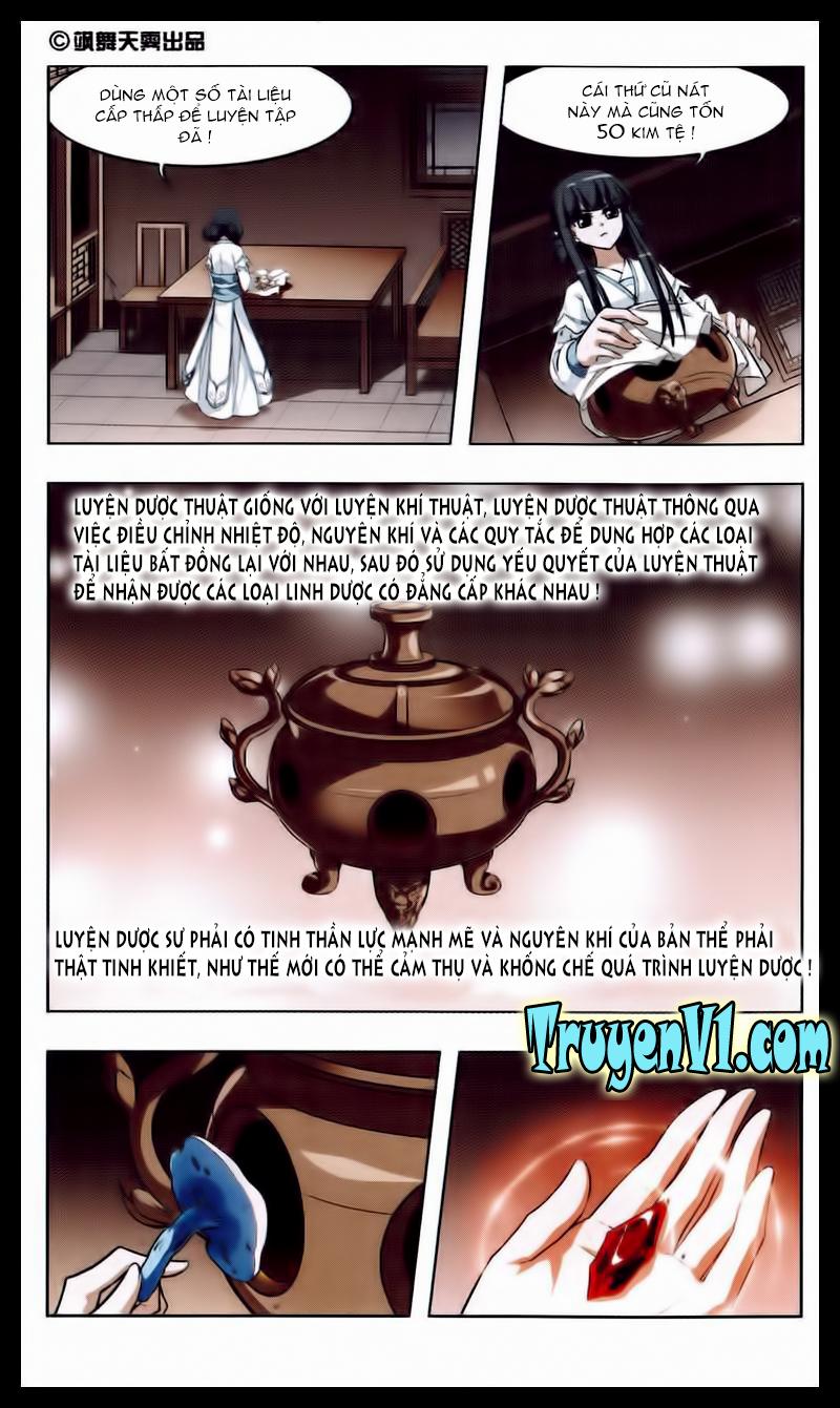 Phượng Nghịch Thiên Hạ Chap 10