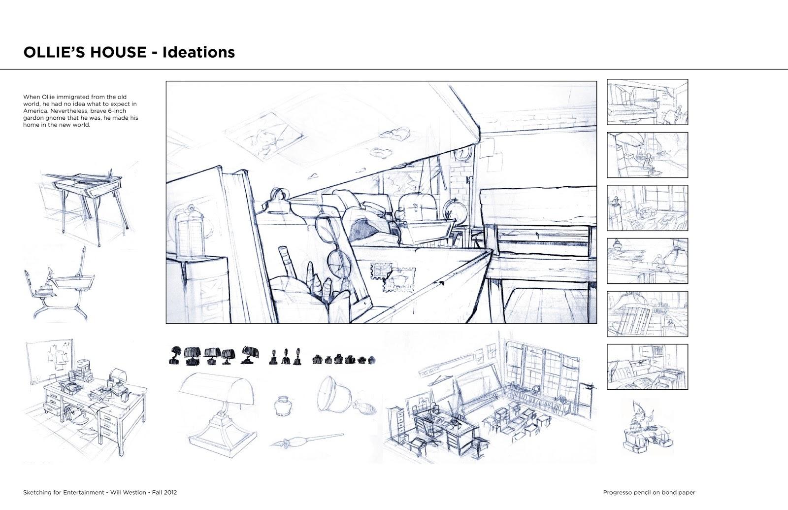 Tiffany Hayashi: Sketching for Entertainment on