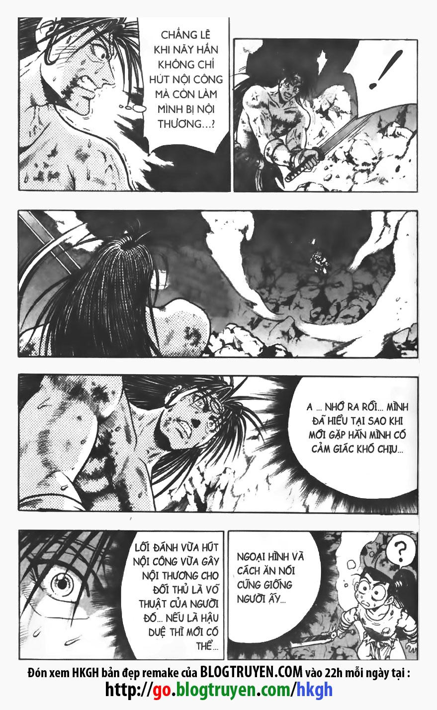 Hiệp Khách Giang Hồ chap 106 page 7 - IZTruyenTranh.com