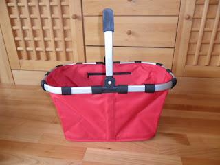 Reisenthel Carrybag Shop Kaufen Rot Körbe testen