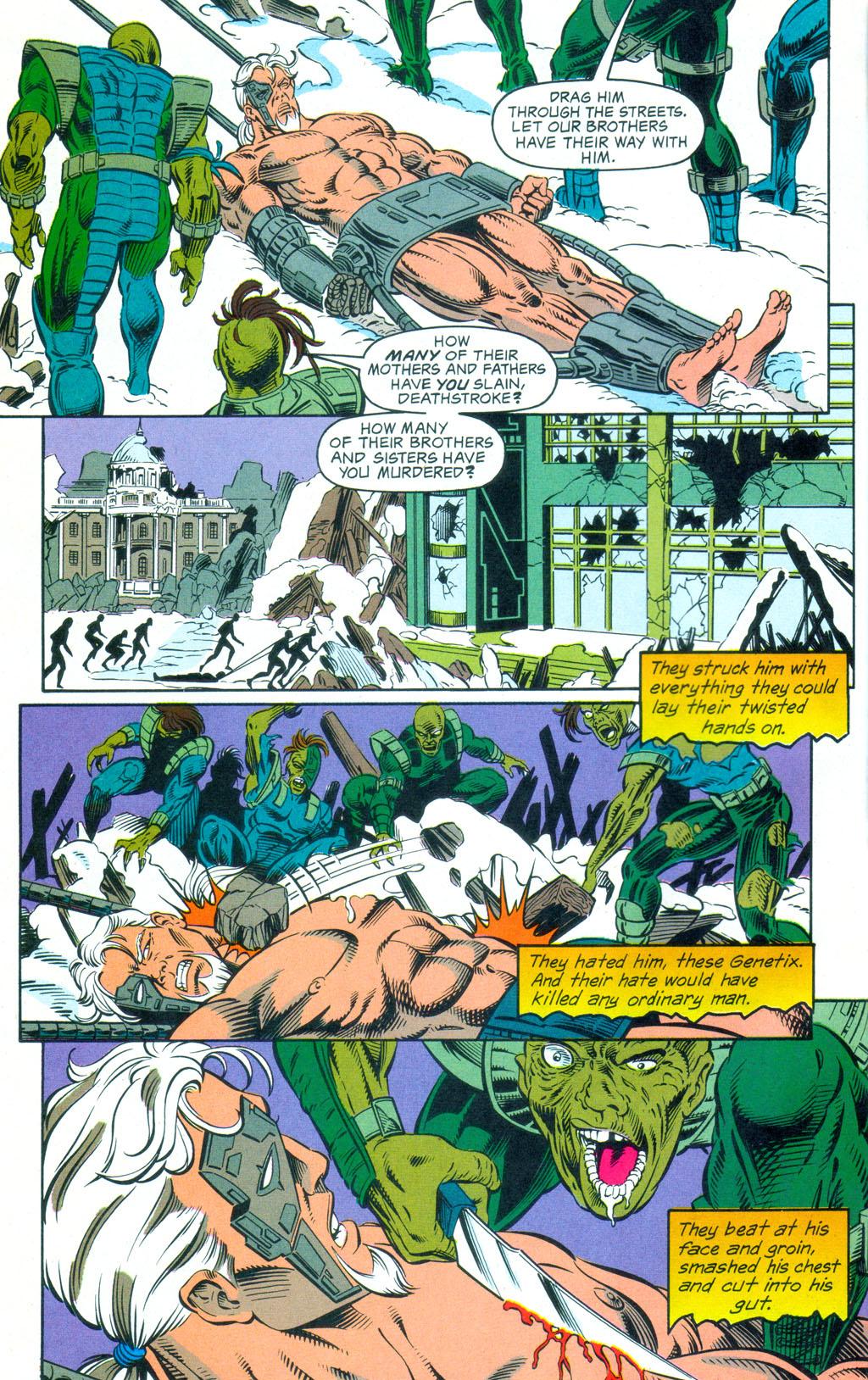 Deathstroke (1991) Annual 3 #3 - English 8