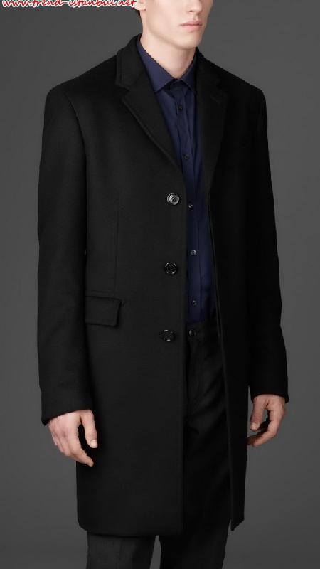 Hatemoğlu 2013 Erkek Palto ve Kaban Modelleri