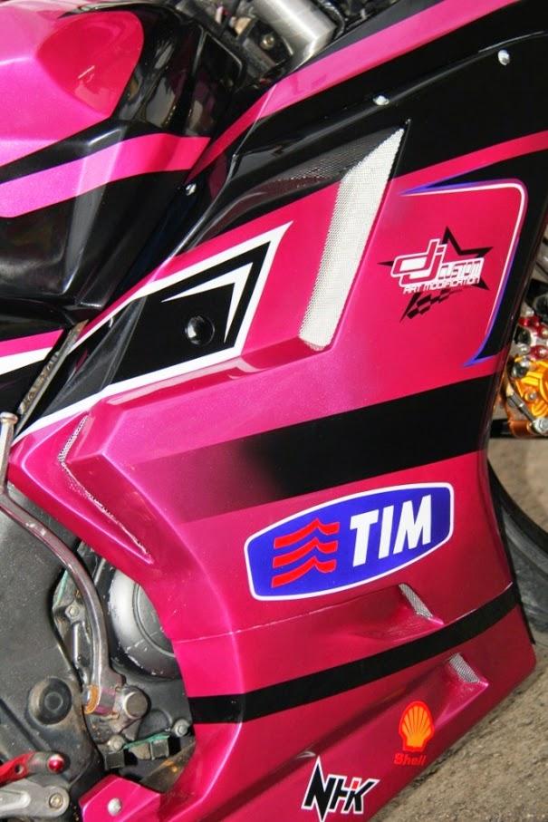 Foto Modifikasi Motor Yamaha F1 Zr | Modifikasi Motor Yamaha 2016