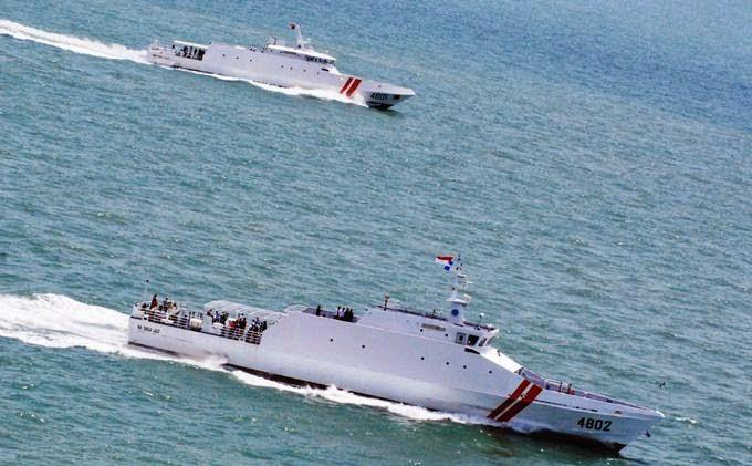 Presiden Resmi Bentuk Badan Keamanan Laut