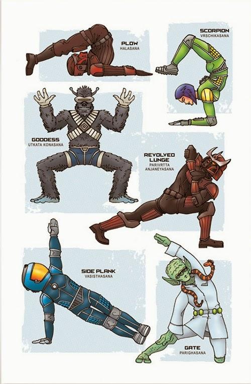 07-Sci-Fi-Galaxy-Superheroes-Rob-Osborne-Yoga-Masters