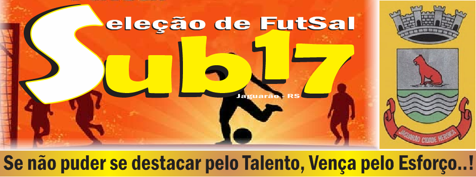 Sub17 Jaguarão RS