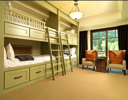 desain tempat tidur tingkat minimalis - desain rumah