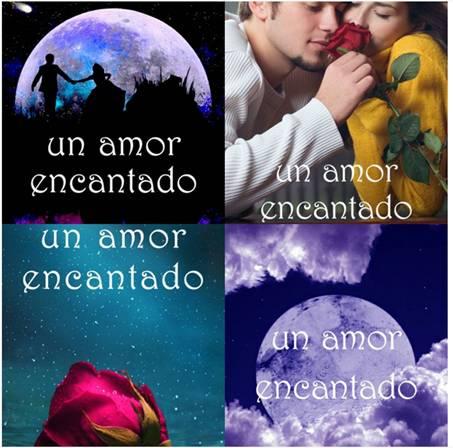 Ayúdame a escoger la portada de Un Amor Encantado y participa en el concurso