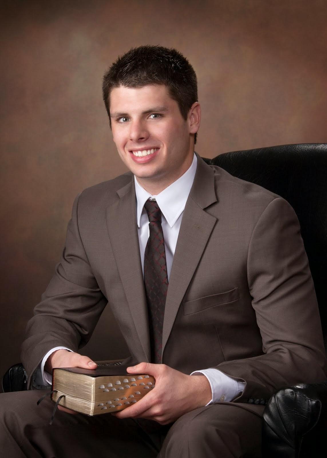 Elder Jason Woffinden