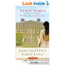 Jane AustenFirst Love by Syrie James