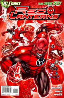 Red Lanterns Descargar Comics
