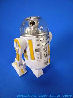 R3-Series Astromech Droid Silver