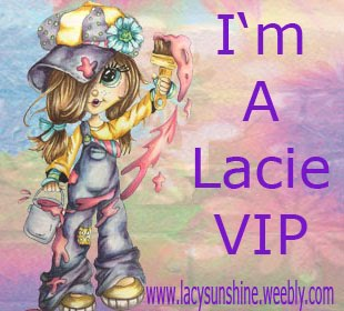 Proud to be a Lacy Sunshine VIP