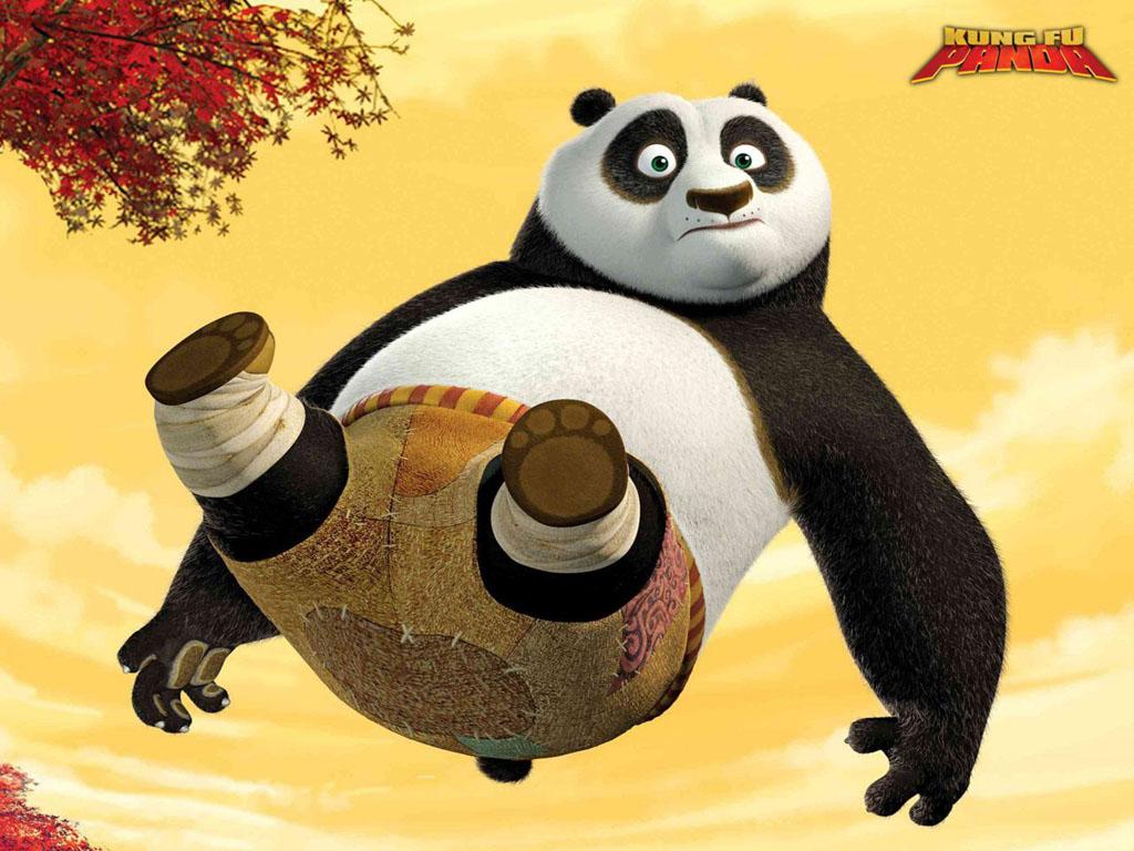 funny kung fu panda wallpaper funny animal