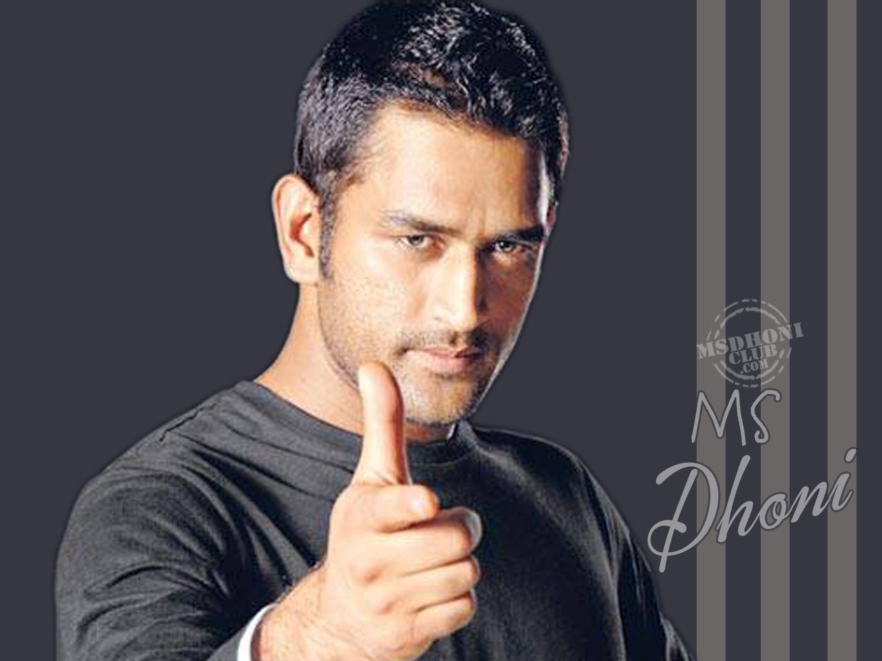 In just 4 years of captaincy mahendra singh dhoni has emerged as one