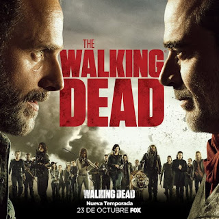 The Walking Dead Temporada 8 Audio latino