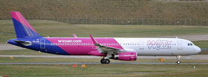 Airbus A321 Wizzair