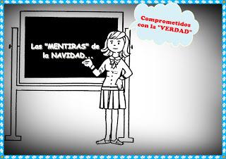 ESTUDIO SOBRE LAS MENTIRAS DE LA NAVIDAD: