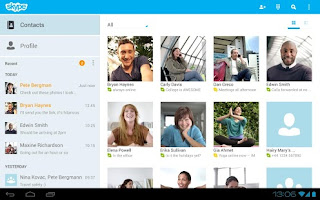 Skype free IM & video calls Android App | Full Version Pro Free Download
