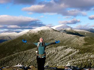 Summit of Mt. Pierce