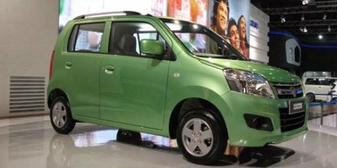 Mobil Murah #5:Suzuki Karimun Wagon R