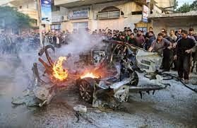 Penyebab Israel menyerang Palestina