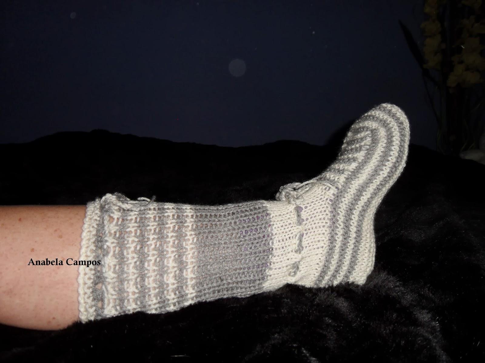 Rendas da m e pantufas de l botas de andar por casa - Botas andar por casa ...
