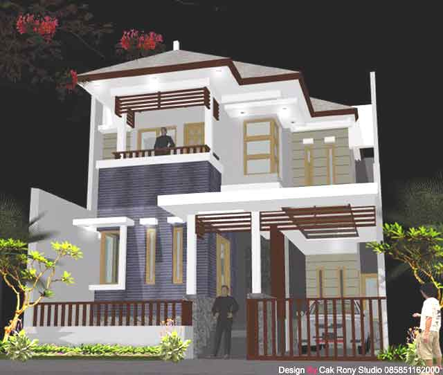 contoh rumah cantik submited images pic2fly