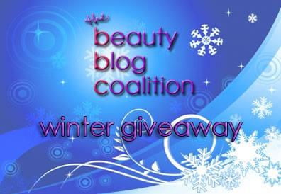 Beauty Blog Coalition $900 Winter Giveaway