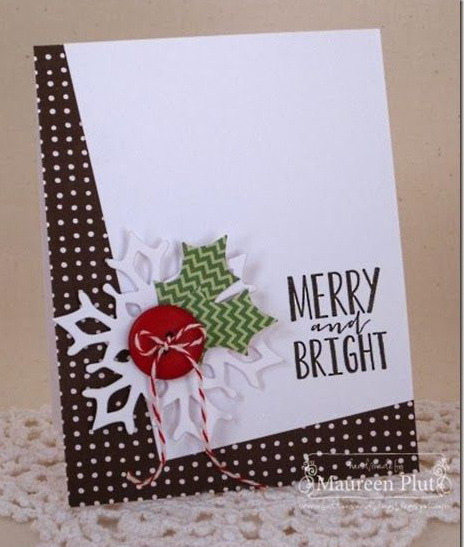 merry bright  christmas for cards