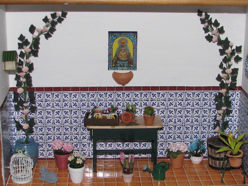 Caprichos de charlot patios andaluces for Patios andaluces decoracion