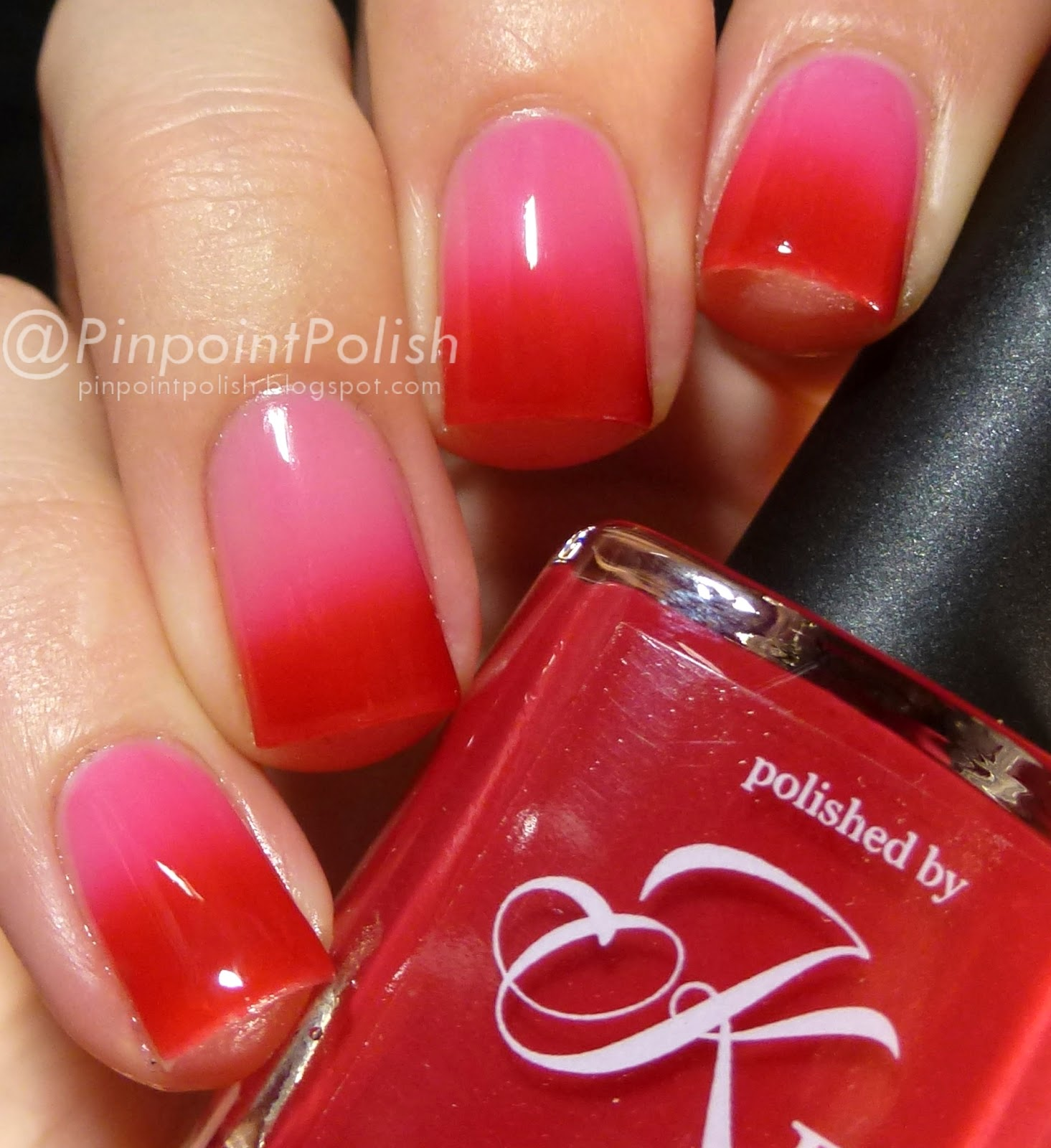 Camellia, Polished by KPT, swatch