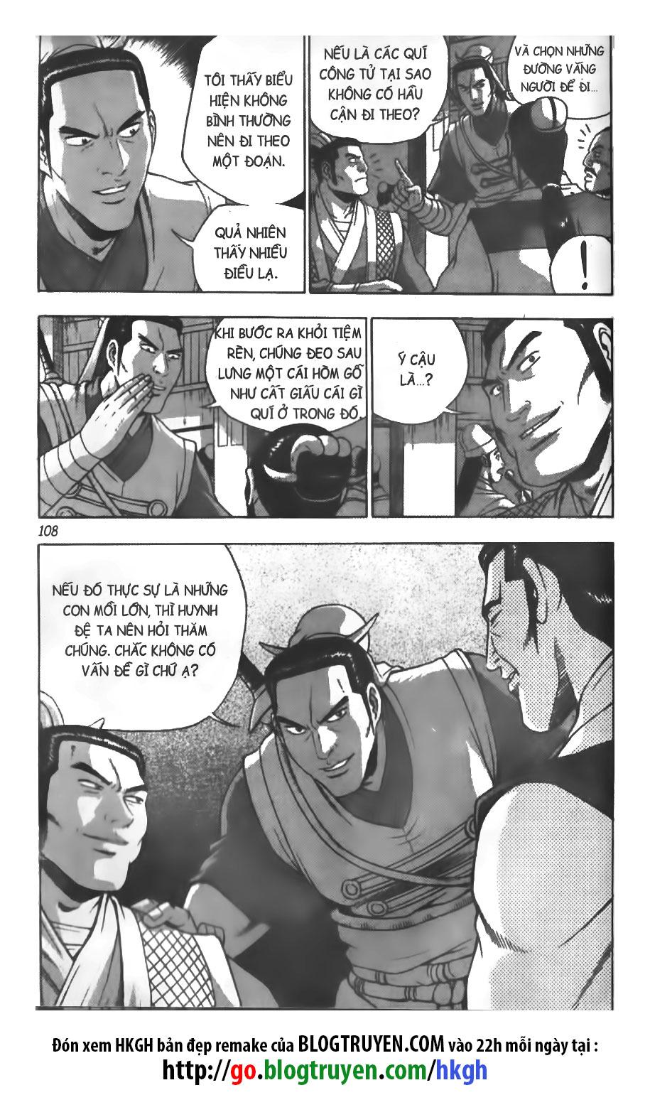 Hiệp Khách Giang Hồ - Hiệp Khách Giang Hồ Chap 268 - Pic 11