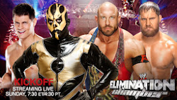 Wwe Elimination Chamber 2014 Kickoff en vivo