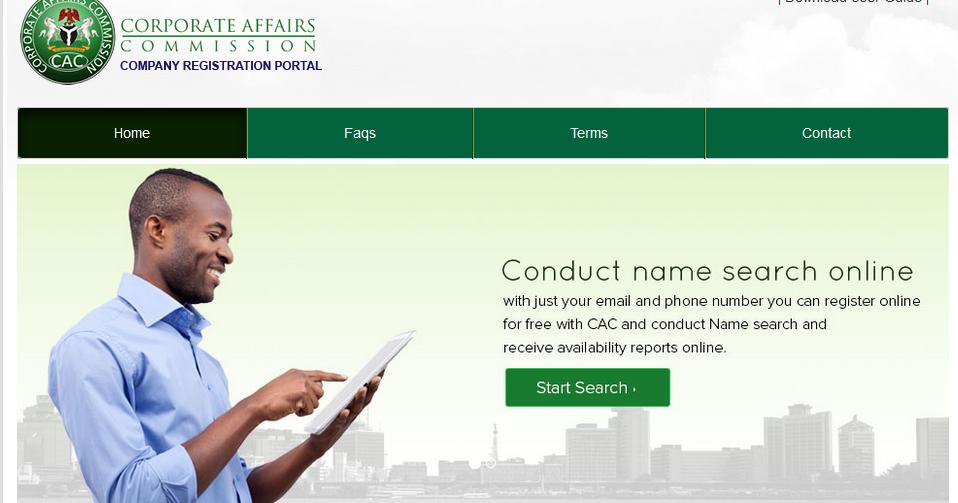 CAC Nigeria - CORPORATE AFFAIRS COMMISION