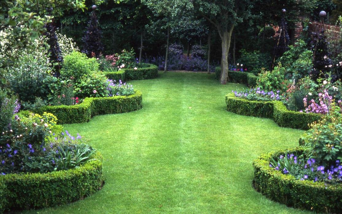 The impatient gardener feature friday a famous designer for Famous garden designs
