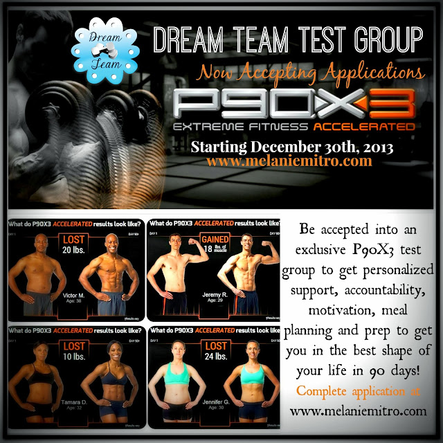 P90X3 Exclusive test group, Join Now