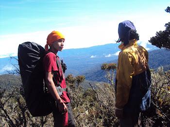 Gunung Kabentonu 2866 Mdpl