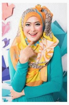 Koleksi Hijab Modern Zoya