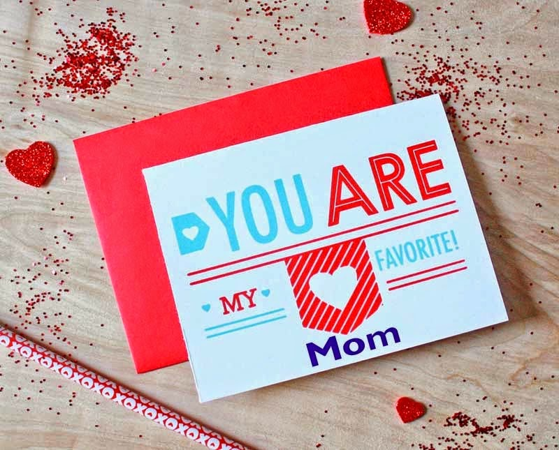 Free download mothers day 2014 printable cards design for mom m4hsunfo
