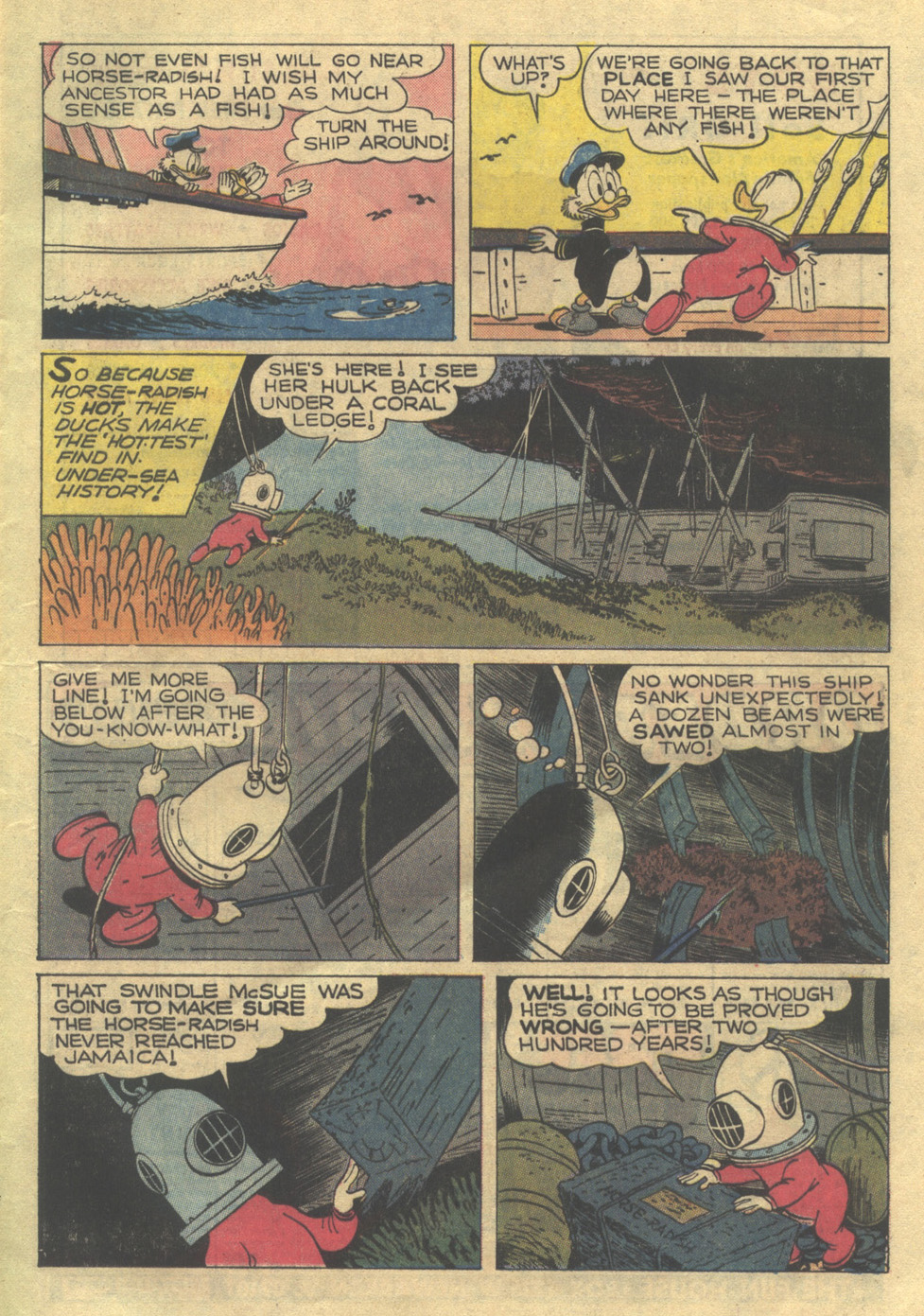 Uncle Scrooge (1953) Issue #105 #105 - English 13