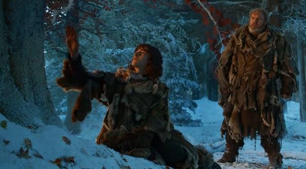Las visiones de Bran